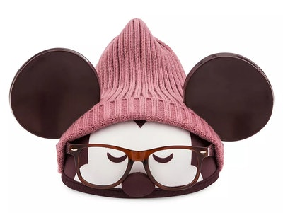 Hipster Mickey Mouse Ears by Jerrod Maruyama
