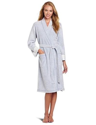 N Natori Nirvana Brushed Terry Bathrobe Robe for Women