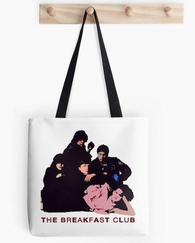 The Breakfast Club Tote Bag