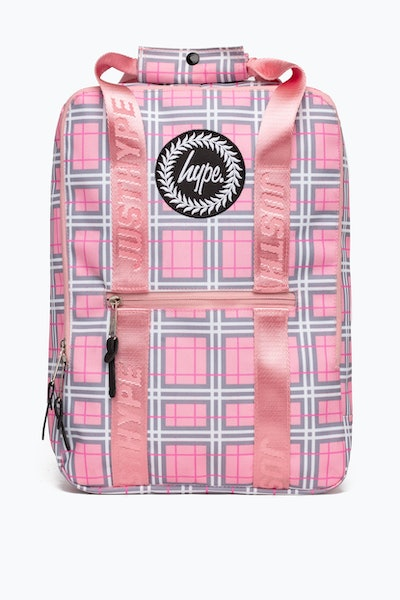 Hype Pink Clueless Boxy Backpack