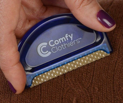 Comfy Clothiers Sweater Shaver & Cashmere Comb (2-pack)