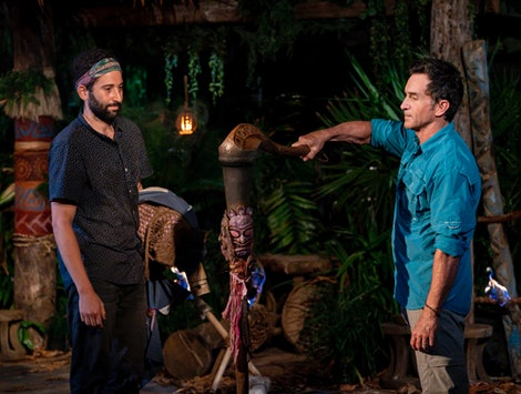 Jeff Probst 'Survivor' #MeToo