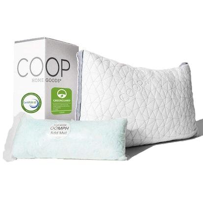 Hypoallergenic Adjustable Pillow by Coop Home Goods