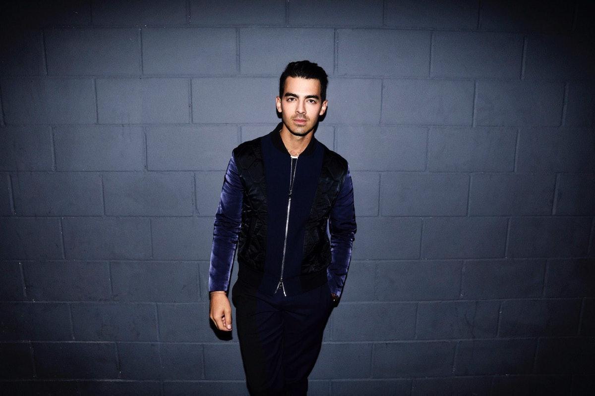 Joe Jonas, who is getting a Quibi series called 'Cup Of Joe'