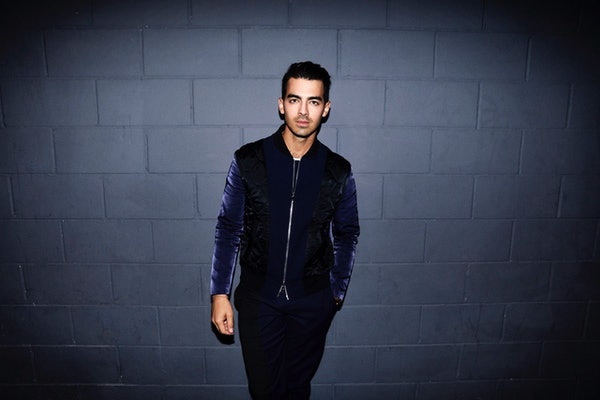 Joe Jonas, who is getting a Quibi series called 'Cup Of Joe'
