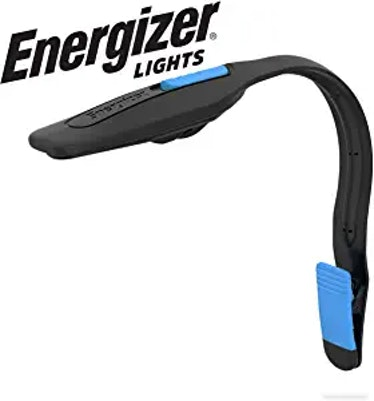 Energizer Clip on Book Light