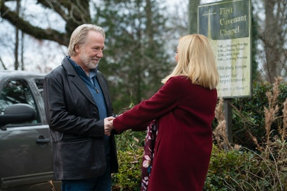 Timothy Busfield and Patricia Wettig in Dolly Parton's Heartstrings