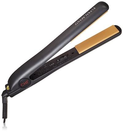 CHI Original Ceramic Hair Straightening Flat Iron, 1 inch