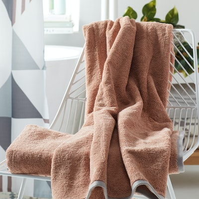 MoDRN Hemp 3-Piece Bath Towel Set