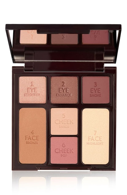 Instant Look in a Palette Gorgeous Glow Complete Face Palette