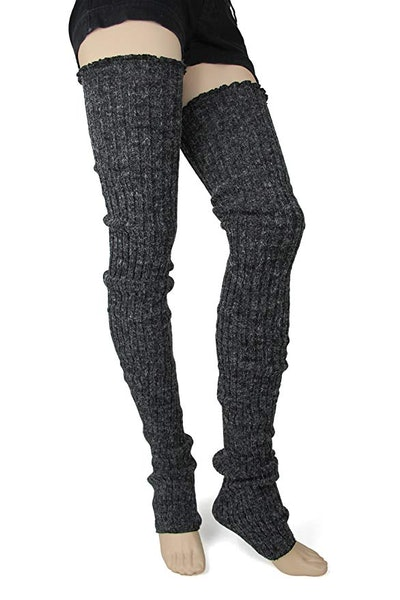 Foot Traffic - Cable Knit Legwarmers