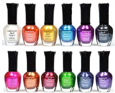 Kleancolor Nail Polish set (12-Pack)