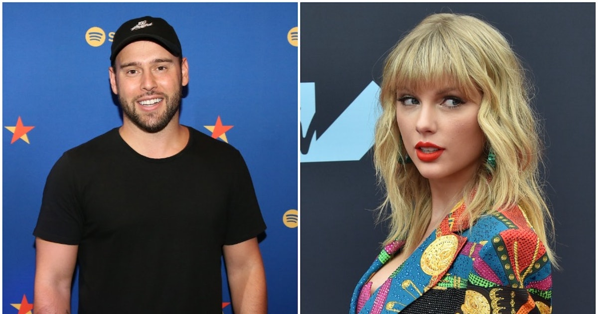 Scooter Braun's Instagram To Taylor Swift Reveals He's Getting Serious Death Threats