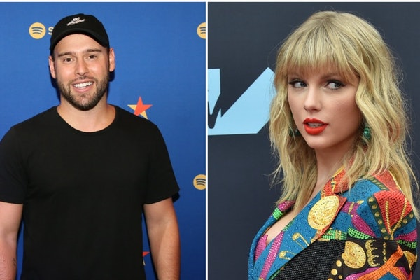 Scooter Braun opens up about Taylor Swift and social media