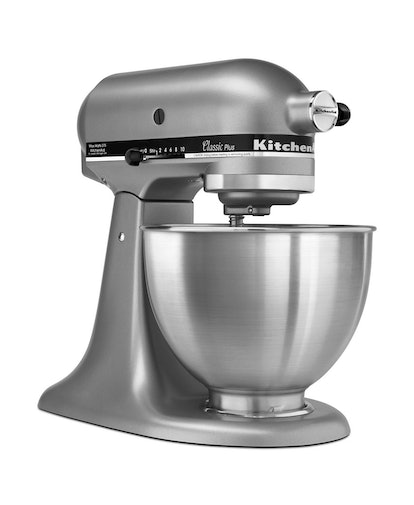 KitchenAid 4.5 Quart Classic Plus Stand Mixer