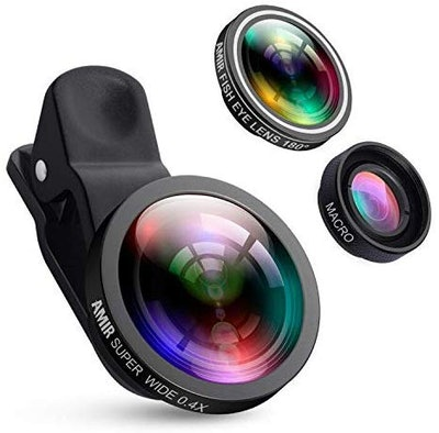 Criacr 3-in-1 Phone Camera Lens Kit