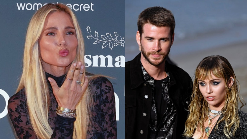 Elsa Pataky's quote about Liam Hemsworth and Miley Cyrus throws shade at Miley