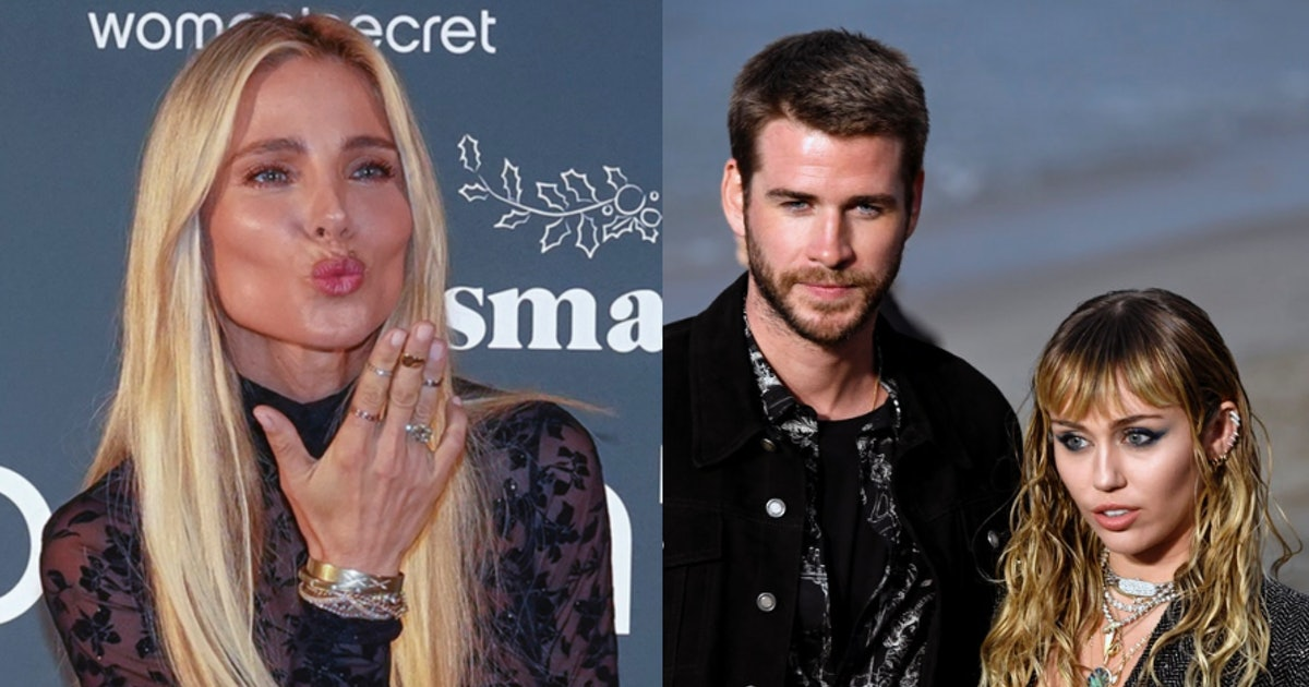 Elsa Pataky's Quote About Liam Hemsworth & Miley Cyrus Throws So Much Shade
