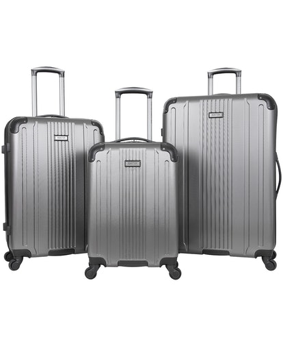 Kenneth Cole Reaction 3-Piece Hardside Luggage Set