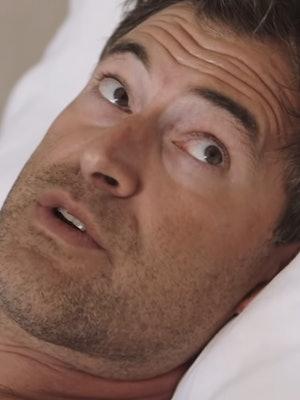 Mark Duplass as Douglas Brunt in 'Bombshell'