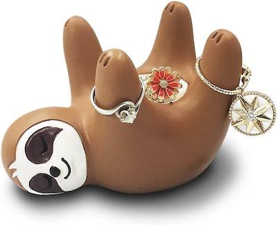 Agantree Art Sloth Ring Holder