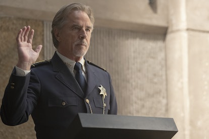 Chief Crawford was killed by Will Reeves on 'Watchmen'