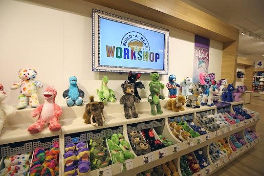 Build a bear dolls in build a bear store