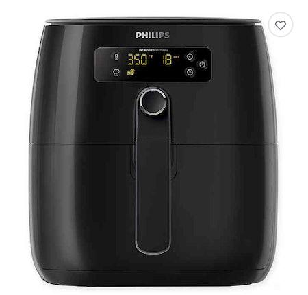 Philips TurboStar Digital Air Fryer in Black