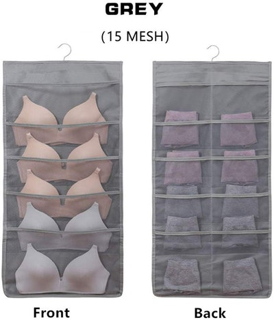 Hoomzia Hanging Closet Organizer For Underwear