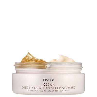 Fresh Rose Deep Hydration Sleeping Mask