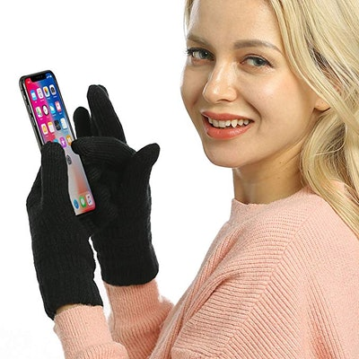 ViGrace Womens Winter Touchscreen Gloves