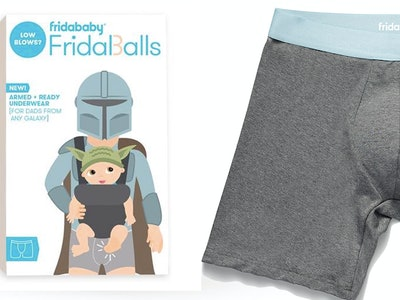 FridaBaby Frida Balls padded underwear for men