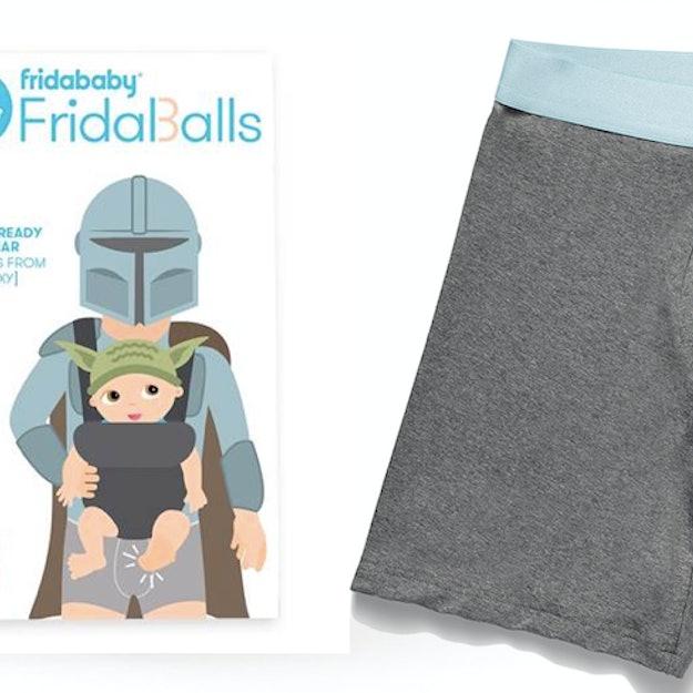 FridaBaby Frida Balls padded underwear for men