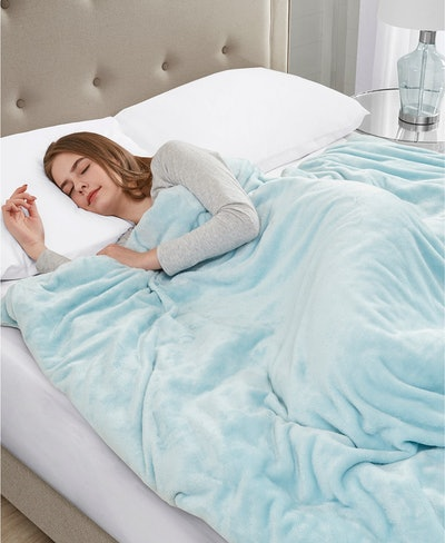 Sleep Philosophy Premium Soft Plush Weighted Blanket