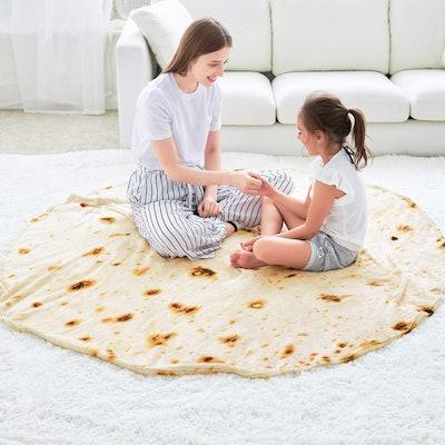 CASOFU Burrito Blanket