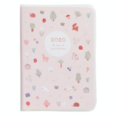 2020 A6 Woodland Diary