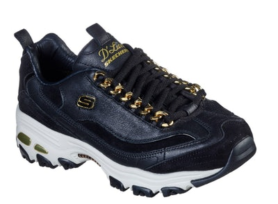 Skechers D'Lites - Golden Idea