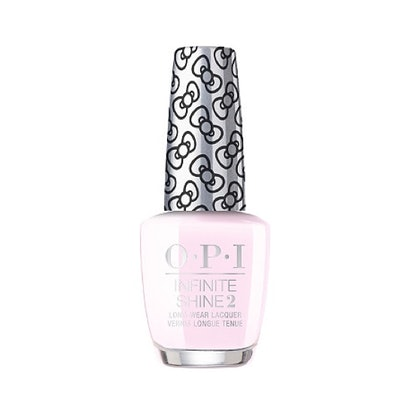 """OPI Hello Kitty Infinite Shine Collection in """"Let's Be Friends!"""""""