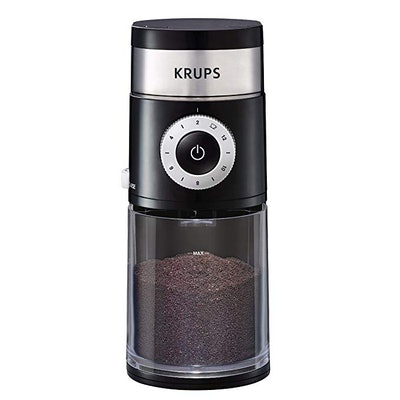 KRUPS Precision Coffee Grinder