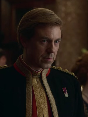 Andrew Parker Bowles In The Crown Season 3