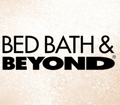 Save Up To 60% Off At Bed Bath & Beyond's Early Black Friday Sale