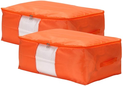 VEAMOR Comforter Storage Bags