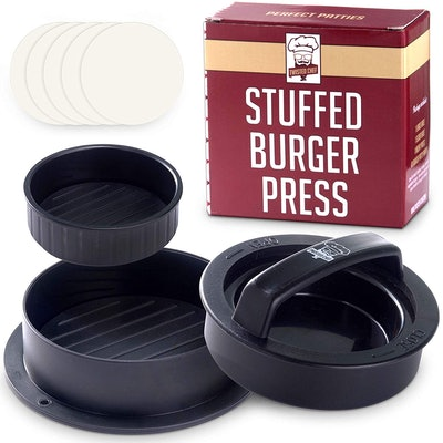 RZSAIDA Nonstick Burger Press Patty Maker