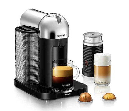 Nespresso by Breville VertuoLine Coffee & Espresso Maker With Frother