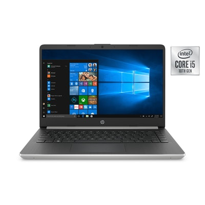 HP 14 Intel 10th Gen Core Laptop