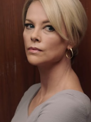 Charlize Theron as Megyn Kelly in 'Bombshell'