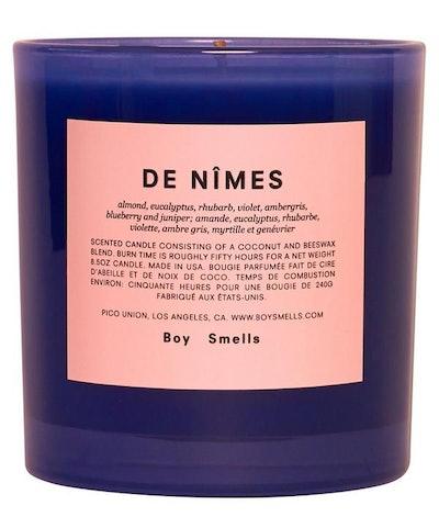 Boy Smells De Nîmes Scented Candle