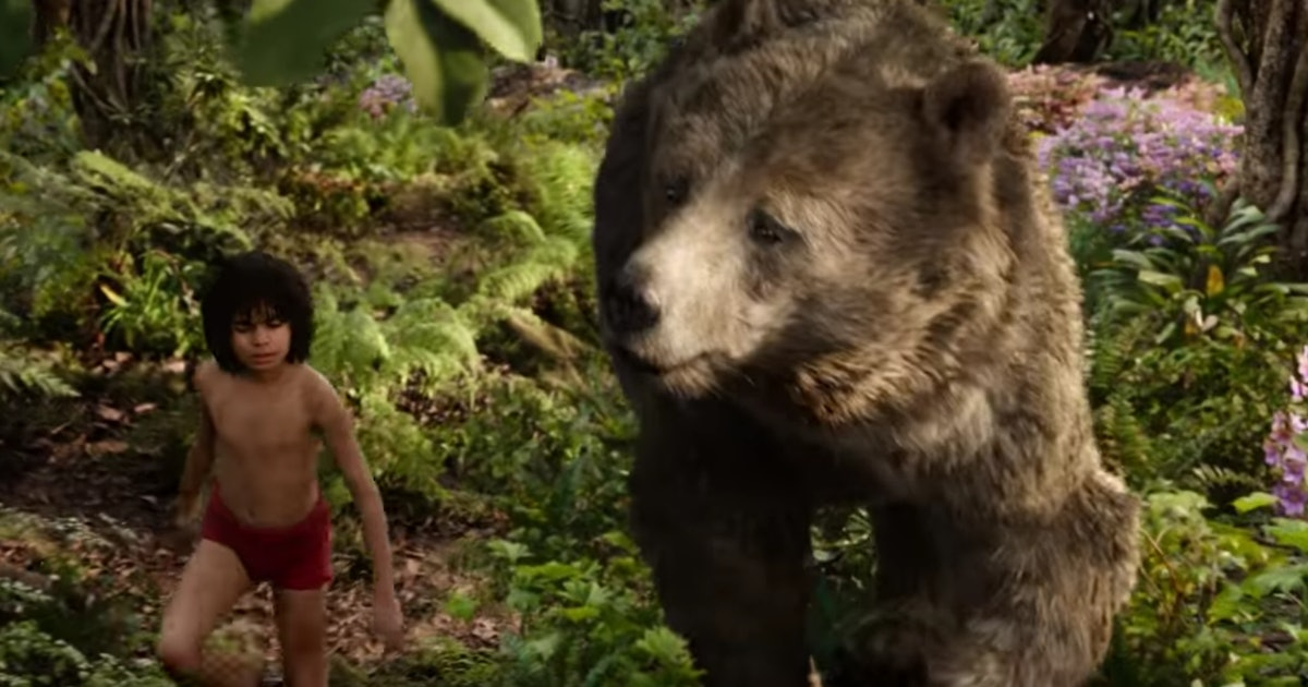 Is The New 'Jungle Book' On Disney+? Here's When You Can Catch Mowgli & Baloo