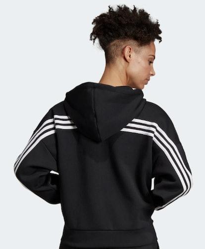 Women's Athletics Must Have 3-Stripes Hoodie