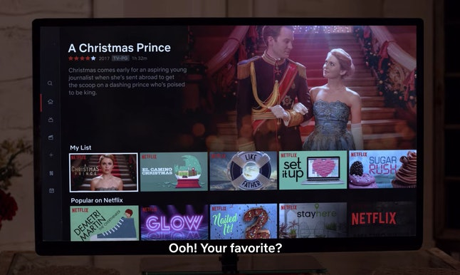 The 'Knight Before Christmas' & 'A Christmas Prince' Connection You Missed